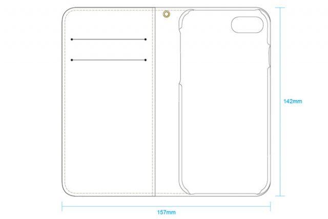 iPhone8 / 7用ケース
