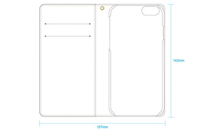 iPhone6 / 6s用ケース
