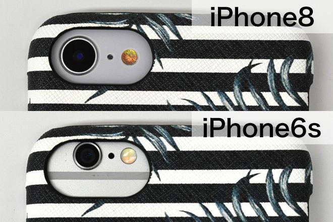 iPhone8/7/6の3機種で使用可能