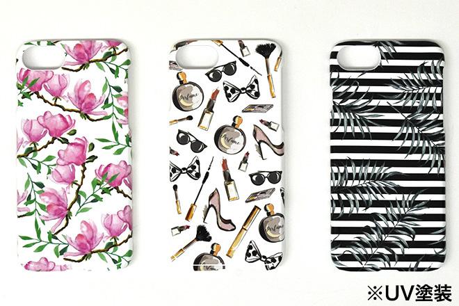iPhone8/7/6兼用 ハードケース(水転写印刷)-2