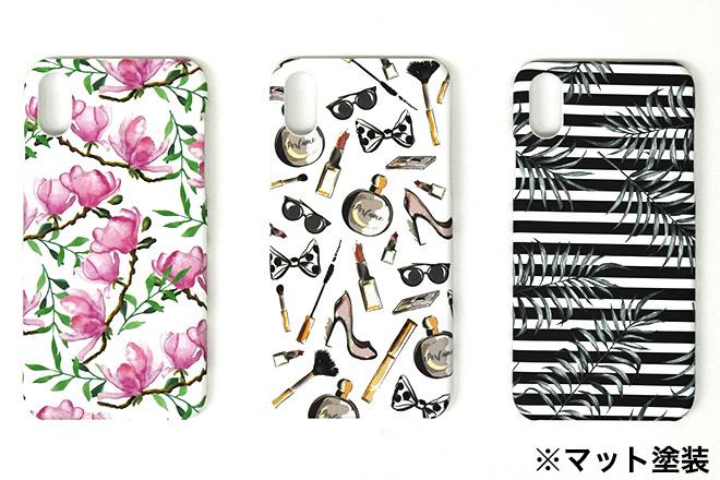 【新商品】iPhoneハードケース 水転写印刷