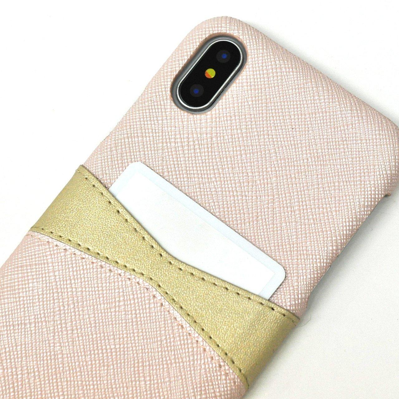 シンプルなデザインの、おしゃれなiPhoneケース