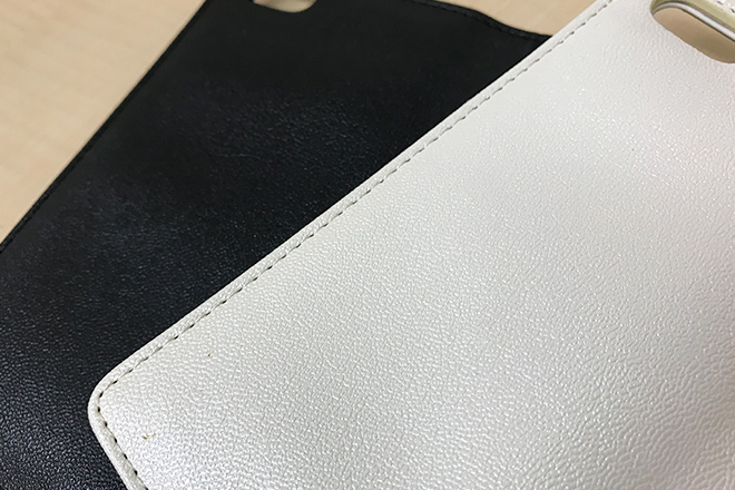 b64178f003 iPhoneケースを作るなら本革と合皮どっち?メリットとデメリットは ...