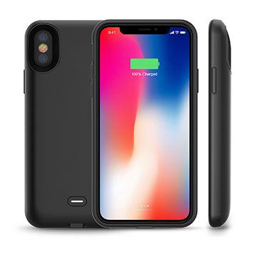 ワイヤレス充電器iPhoneケース一体型