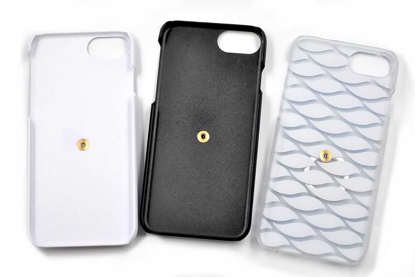 さわやかなカラーが印象的なリング付きiPhone8/7/6兼用ケース-2