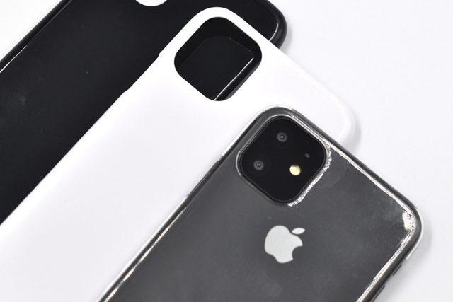 iPhone 11/11 Pro/11 Pro Max無地ケースの取り扱いを開始いたしました