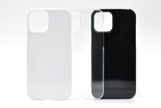 iPhone 12 / iPhone12 Pro 兼用 無地ケース
