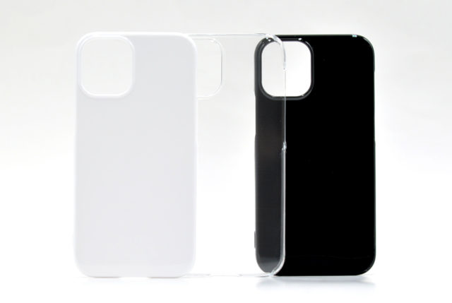 iPhone 12 mini 無地ケース